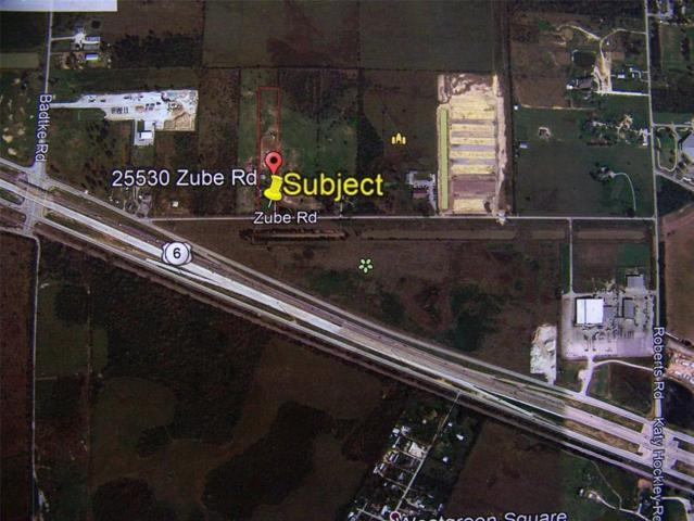 25530 Zube Road, Hockley, TX 77447 (MLS #71589955) :: Texas Home Shop Realty