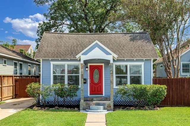 1006 Northwood Street, Houston, TX 77009 (MLS #71590838) :: Green Residential