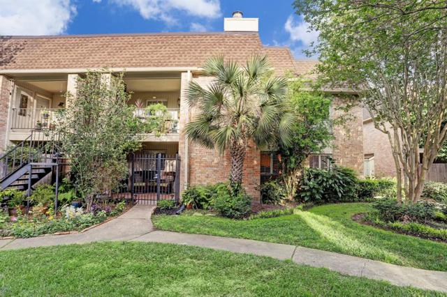 1601 S Shepherd Drive #105, Houston, TX 77019 (MLS #71591929) :: Texas Home Shop Realty