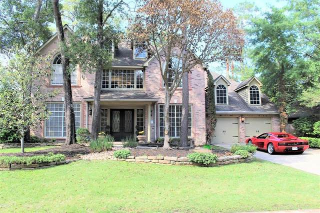 54 S Concord Forest Circle, The Woodlands, TX 77381 (MLS #71591971) :: Caskey Realty