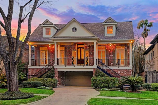 4118 Tennyson Street, West University Place, TX 77005 (MLS #71602073) :: Texas Home Shop Realty