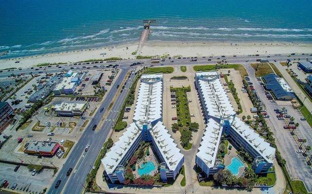 6102 Seawall Blvd Boulevard #194, Galveston, TX 77551 (MLS #71611625) :: My BCS Home Real Estate Group