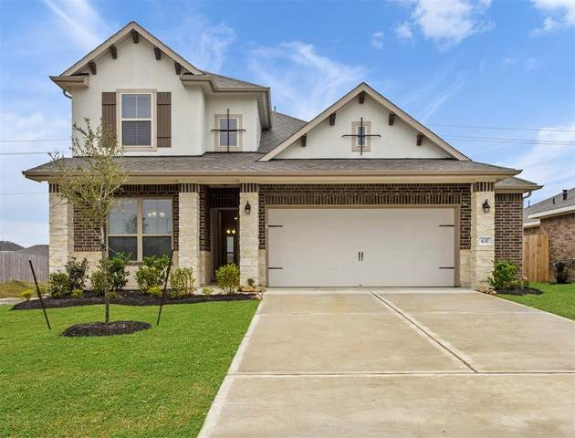 637 Forest Bend Lane, La Marque, TX 77568 (MLS #71614232) :: Guevara Backman