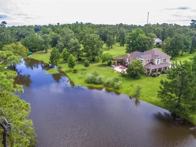 9195 Grand Lake Estates Drive, Montgomery, TX 77316 (MLS #71623647) :: The Home Branch