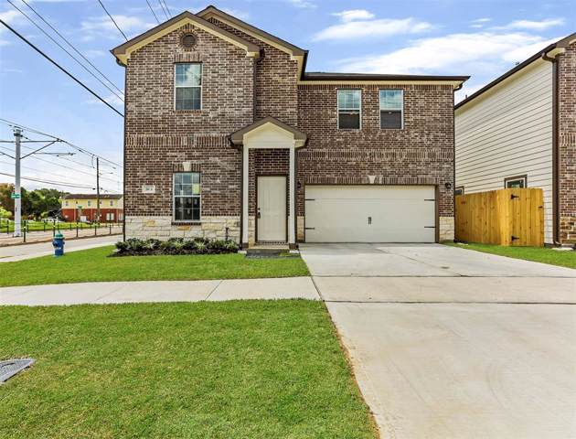 201 Danna Lane A, Houston, TX 77009 (MLS #71632604) :: The Heyl Group at Keller Williams