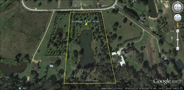 10018 Hidden Lake Lane, Richmond, TX 77406 (MLS #71634937) :: The Sansone Group