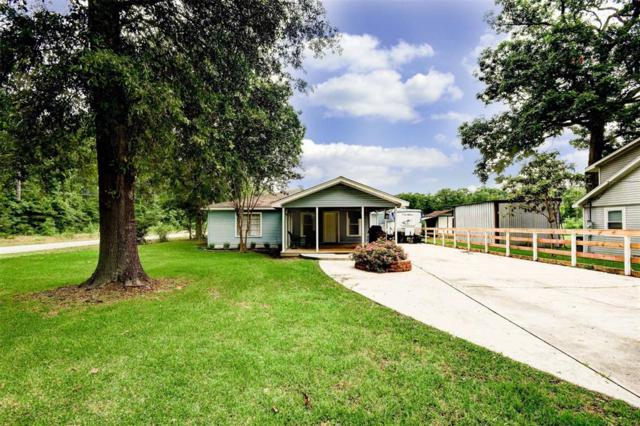 196 County Road 3700, Splendora, TX 77372 (MLS #71635301) :: Texas Home Shop Realty