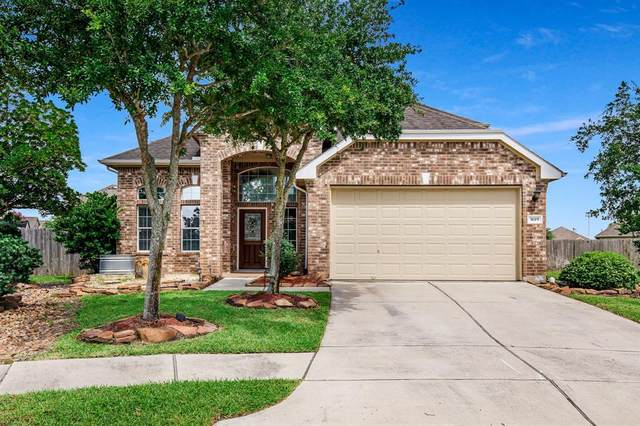 3619 Gail Meadow Court, Katy, TX 77494 (MLS #71635545) :: The Heyl Group at Keller Williams