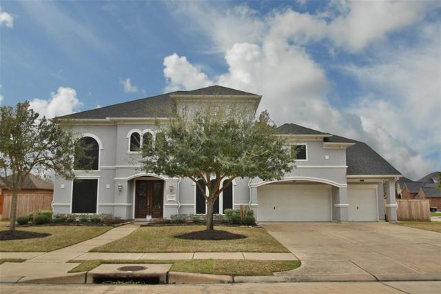 3004 Briarsage Lane, Pearland, TX 77581 (MLS #71641386) :: The Freund Group