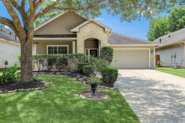 12711 Whistling Springs Drive, Humble, TX 77346 (MLS #71642133) :: Michele Harmon Team