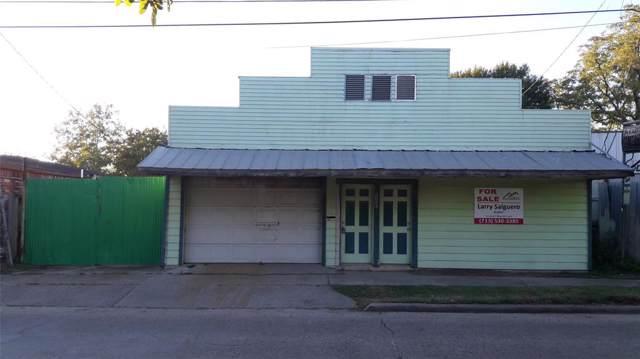 110 S Lockwood Drive, Houston, TX 77011 (MLS #71655834) :: Giorgi Real Estate Group
