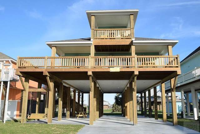 1317 Emerald Drive, Crystal Beach, TX 77650 (MLS #71661399) :: The Property Guys