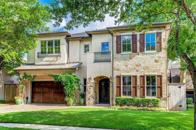 2117 North Boulevard, Houston, TX 77098 (MLS #71665331) :: The SOLD by George Team