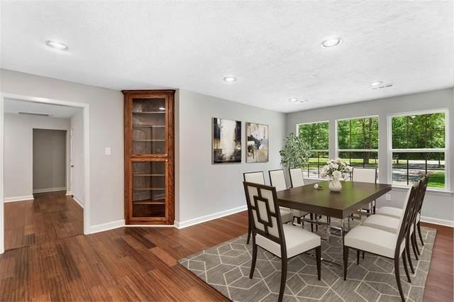 40 Oak Leaf Drive, Huffman, TX 77336 (MLS #71669000) :: Lisa Marie Group   RE/MAX Grand