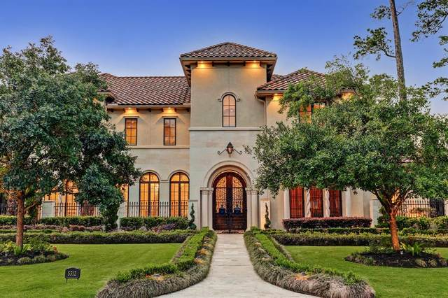 5312 Shady River Drive, Houston, TX 77056 (MLS #71676379) :: The Freund Group