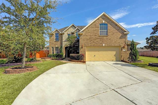 9742 Carina Forest Court, Humble, TX 77396 (MLS #71681405) :: Giorgi Real Estate Group