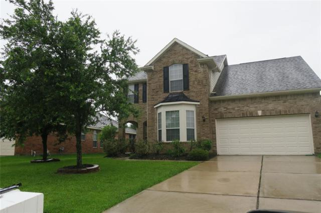 2520 Flycatcher Cove Drive, League City, TX 77573 (MLS #71686824) :: The Bly Team