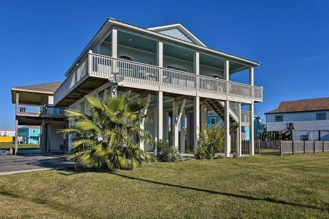 960 Palm Ridge Drive Drive, Crystal Beach, TX 77650 (MLS #71687735) :: My BCS Home Real Estate Group
