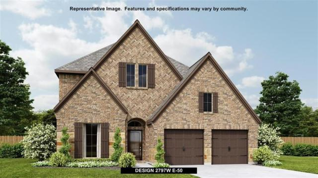 2727 Bethel Springs Lane, League City, TX 77573 (MLS #71687926) :: The SOLD by George Team