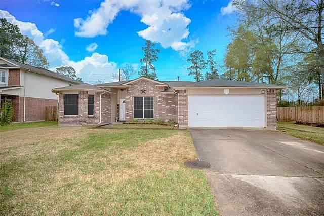 2534 Springstone Drive, Spring, TX 77386 (MLS #71701296) :: The Home Branch