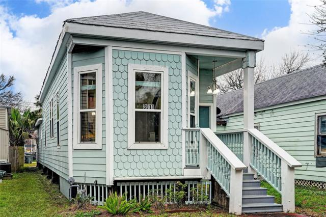 3911 Avenue N, Galveston, TX 77550 (MLS #71702789) :: Texas Home Shop Realty