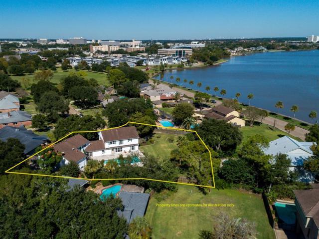18519 Vinland Drive, Houston, TX 77058 (MLS #71702924) :: The Home Branch