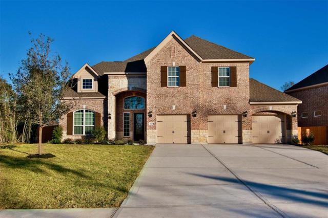 7545 Tyler Run Boulevard, Conroe, TX 77304 (MLS #71706707) :: Texas Home Shop Realty
