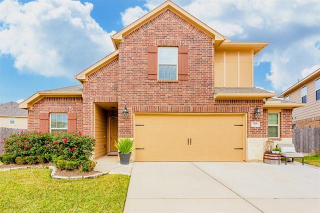 7106 Joan Dee Court, Spring, TX 77389 (MLS #71707030) :: Magnolia Realty