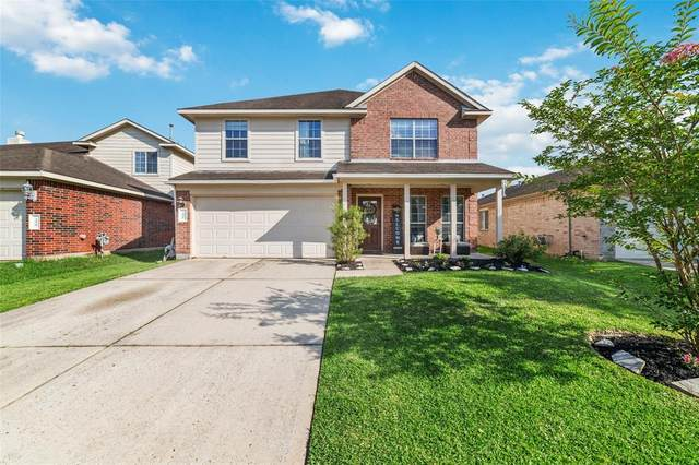 2426 Spring Lily Court, Spring, TX 77373 (MLS #71710334) :: Green Residential