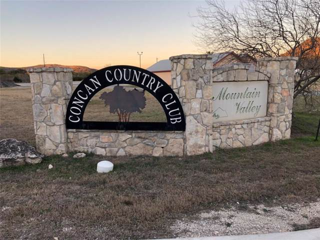 0 Mountain Laurel Lane, Concan, TX 78838 (MLS #7171321) :: The Heyl Group at Keller Williams