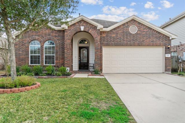 2215 Oak Rise Drive, Conroe, TX 77304 (MLS #71721595) :: Fairwater Westmont Real Estate