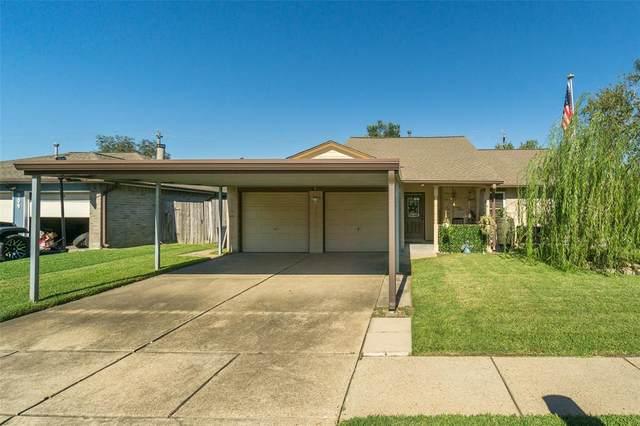 913 Canyon Springs Drive, La Porte, TX 77571 (MLS #71725999) :: Caskey Realty