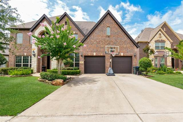 24915 Bay Mist Ridge Lane, Katy, TX 77494 (MLS #71744055) :: Giorgi Real Estate Group