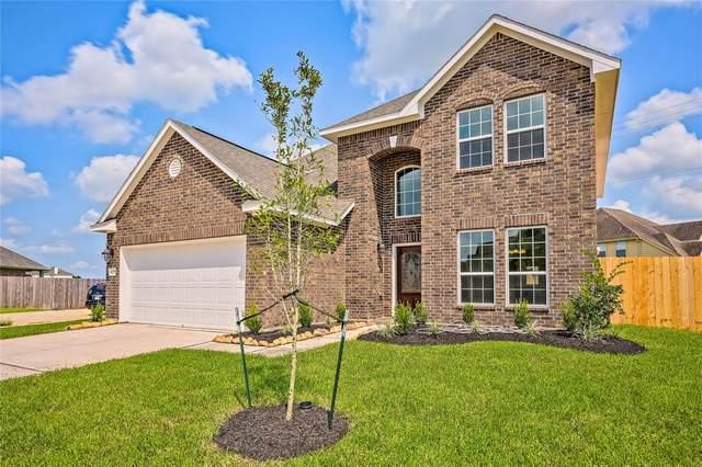 6215 Patton Lane, Pearland, TX 77584 (MLS #7176419) :: The Heyl Group at Keller Williams