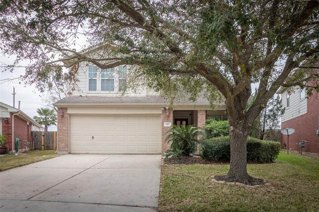 507 Cypresswood Knoll, Spring, TX 77373 (MLS #71777445) :: The Home Branch
