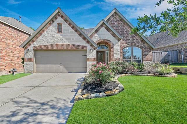 166 Climbing Oaks Place, Montgomery, TX 77316 (MLS #71779663) :: The Home Branch