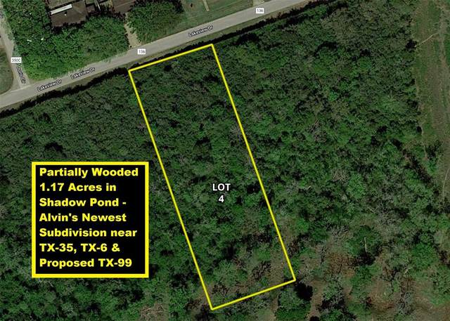 Lot 4 County Road 136, Alvin, TX 77511 (MLS #71784458) :: Connect Realty