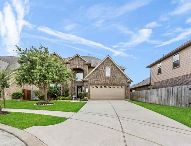 23307 Perla Verde Terrace Circle, Katy, TX 77493 (MLS #7178736) :: The Parodi Team at Realty Associates