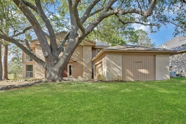 1420 Green Briar Drive, Huntsville, TX 77340 (#71788757) :: ORO Realty