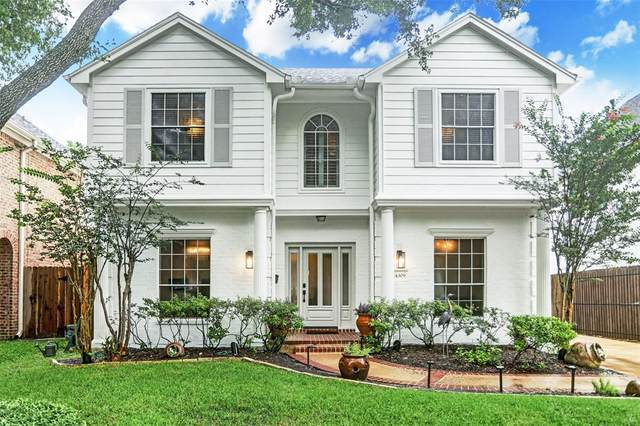 4309 Effie Street, Bellaire, TX 77401 (MLS #71789448) :: My BCS Home Real Estate Group