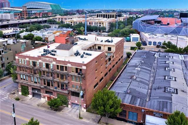 2205 Mckinney Street #509, Houston, TX 77003 (MLS #71798231) :: My BCS Home Real Estate Group