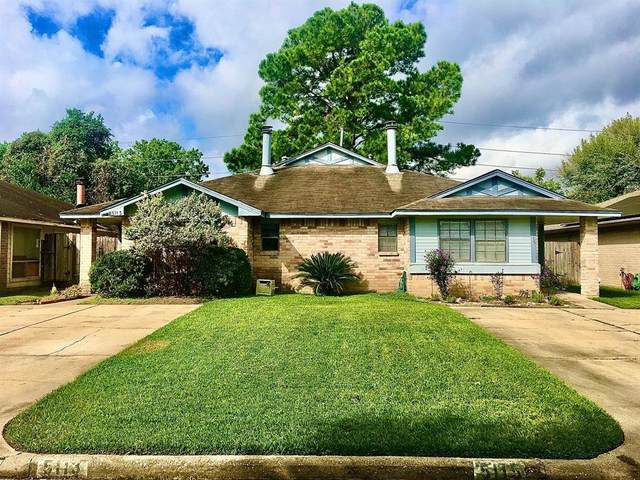 5113 and 5115 Beaverhollow Drive, Houston, TX 77084 (MLS #71799354) :: Lerner Realty Solutions