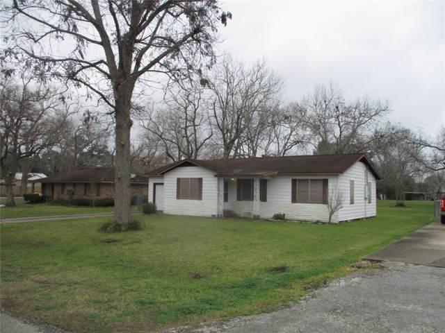 606 Pine Street, Sweeny, TX 77480 (MLS #71801554) :: The Heyl Group at Keller Williams