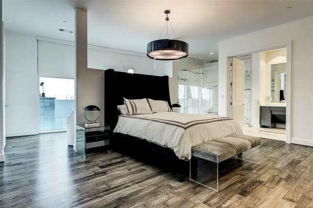 4521 San Felipe Street #9, Houston, TX 77027 (MLS #71810728) :: My BCS Home Real Estate Group