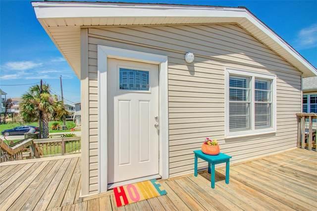 4410 Pelican Way, Jamaica Beach, TX 77554 (MLS #71819324) :: Michele Harmon Team