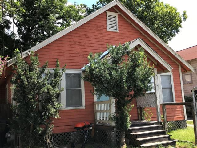 241 Cody Street, Houston, TX 77009 (MLS #71822303) :: Giorgi Real Estate Group