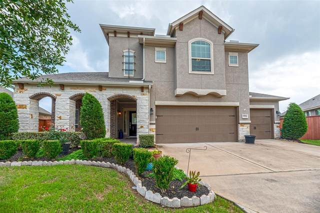 11106 Mellingshaw Lane, Richmond, TX 77407 (MLS #71834475) :: The SOLD by George Team