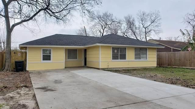 5727 Sweetbriar Street, Houston, TX 77017 (MLS #7184000) :: The Property Guys