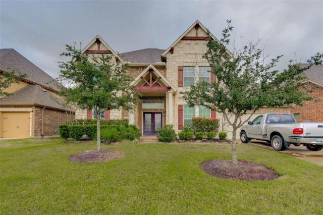 5058 Gold Haven Drive, Richmond, TX 77407 (MLS #71845312) :: See Tim Sell