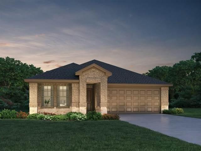 2712 Georgina Rose Way, Pearland, TX 77089 (MLS #71854909) :: Homemax Properties
